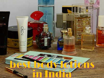BEST BODY LOTIONS IN INDIA