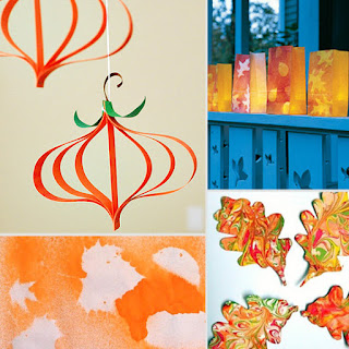 Different Ideas of Fall Arts and Crafts for Kids