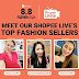 Three Fashion Sellers Share How Their Online Business Grew with Shopee Live
