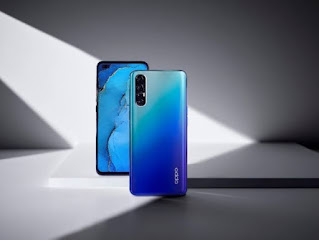 hp Oppo Reno 3 Pro 4G update ke android 11