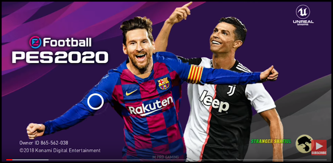PES 2020 Mobile Patch Download For Android V3.3.1