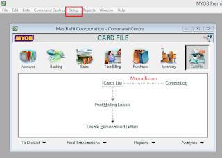 Cara Agar Invoice / Faktur Tidak Berganda di Myob