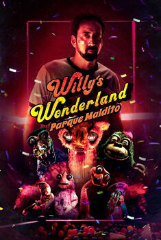 Willy's Wonderland: Parque Maldito Torrent (2021) Dual Áudio - Download 1080p