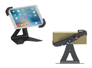 平板防盜架,平板電腦防盜鎖立架,tablet anti theft stand,NLT200