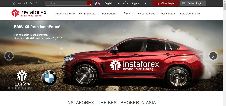 binary options trading on instaforex