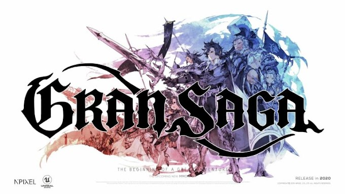 Game MMO Terbaru dari Developer Seven Knight yaitu Gran Saga