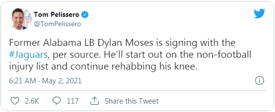 Dylan Moses 1
