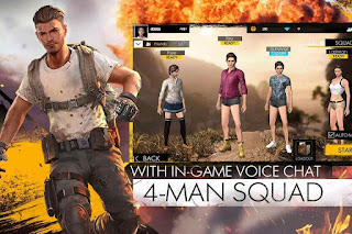 Free Fire - Battlegrounds Mega Mod