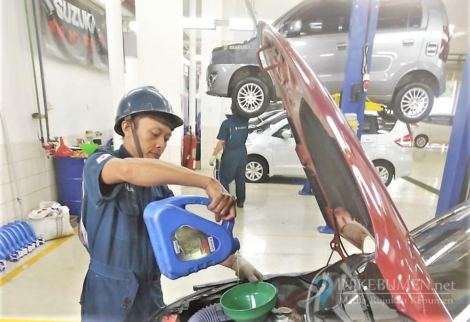 332 Kendaraan Ramaikan Acara Suzuki Day Pondok Indah