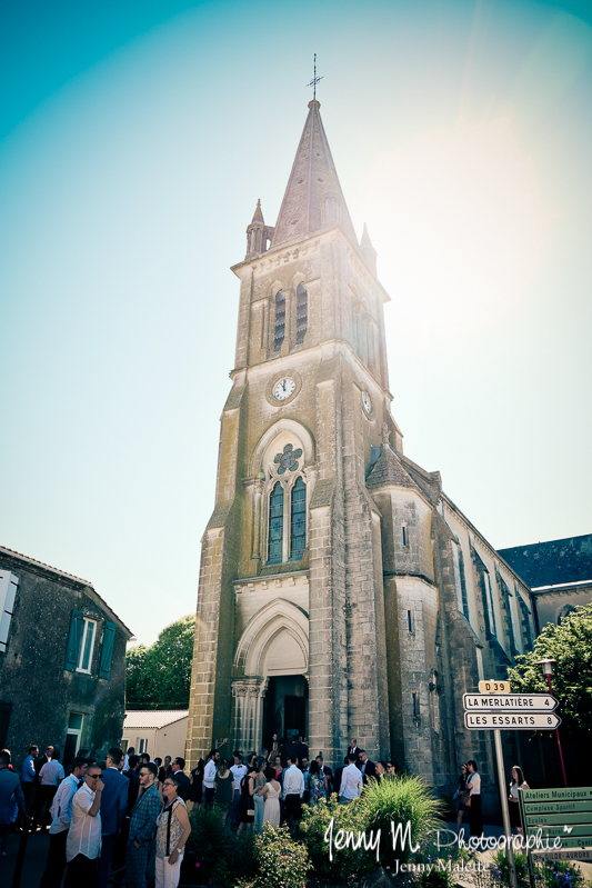 église de boulogne photo