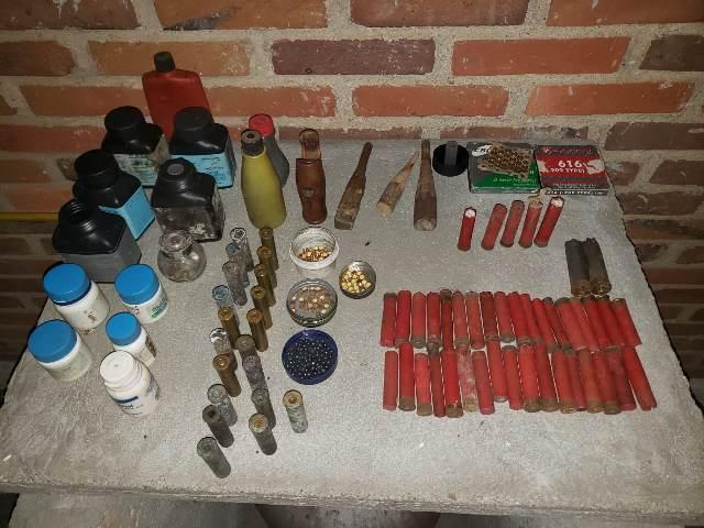 Policia Ambiental apreende arma de fogo e atividade de caça ilegal em Sete Barras