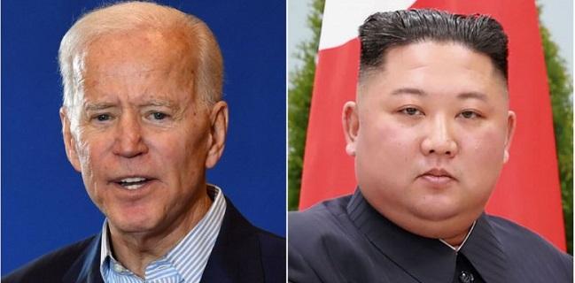 Jike Joe Biden Terpilih Jadi Presiden AS, Tidak Ada Lagi Hubungan Personal Dengan Kim Jong Un
