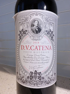 D.V. Catena Historic Red Blend 2018 (88+ pts)