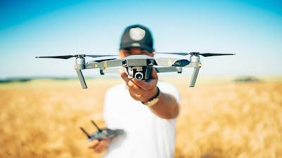 Diferentes usos para los drones