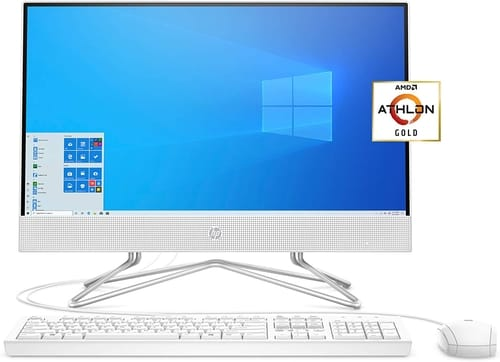 HP 22-df0022 Full HD IPS 21.5-inch All-in-One PC