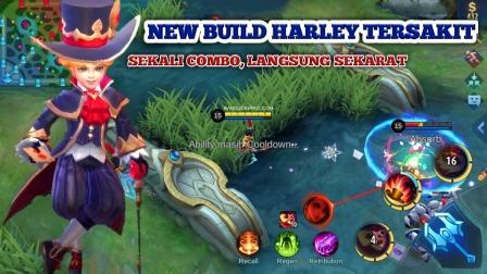 Build Harley Tersakit