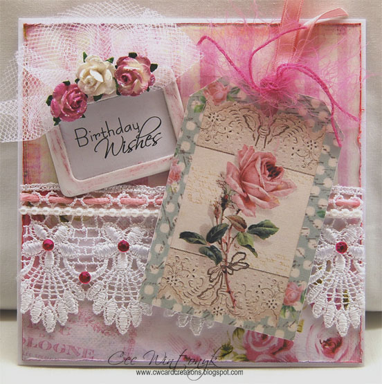 Rose Garden Creations: CW Card Creations: September 2013