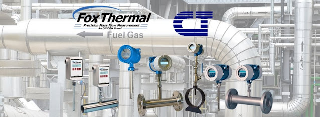 Fox Thermal Mass Flowmeters