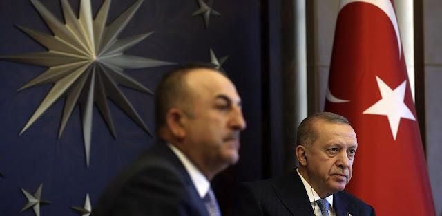 Τουρκικό υπουργείο Εξωτερικών: Η Ευρώπη να μην μιλά
