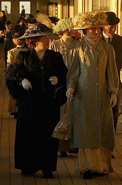 Molly Brow e Condessa de Rothes