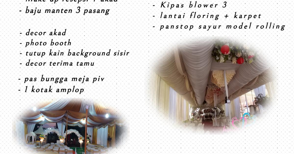 Daftar Harga sewa perlengkapan pesta di medan - Dekorasi ...