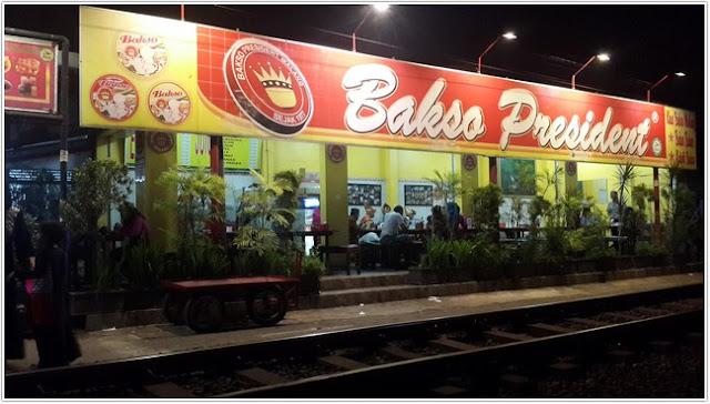 Bakso President;10 Top Kuliner Malang;