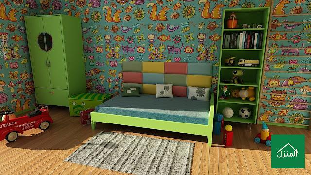 صور سرير نوم اطفال