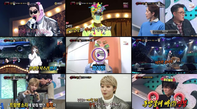 King of Mask Singer Episode 144 Subtitle Indonesia
