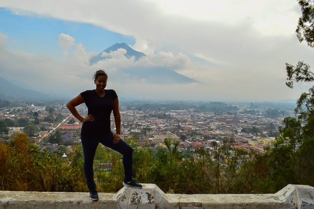 Backpacking Route in Guatemala