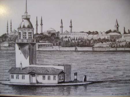 Resme Giris Ve Karakalem Cizim Teknikleri Turk El Sanatlari Ve