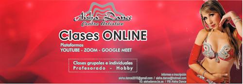 Centro artìstico Aisha Dance, 15 años con la docencia. Aviso%2Bdos%2BAisha%2BDance