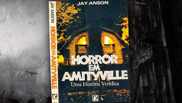 livros de terror, livros clássicos de terror, dicas de livros de terror, literatura de terror, horror em amityville, jay anson