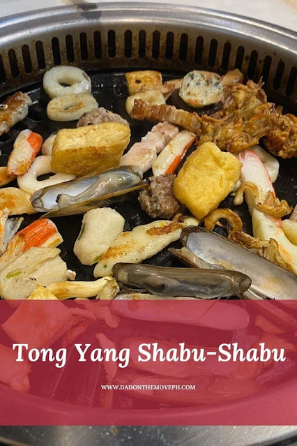 Tong Yang Shabu-Shabu & Unlimited Barbecue review