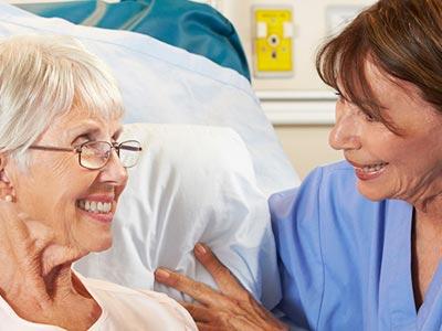 Asistencia en domicilios y hospitales