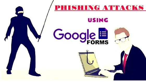 Using Google Forms Abused to Phishing Attempted