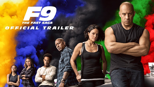 F9 - Official Trailer [HD] - YouTube
