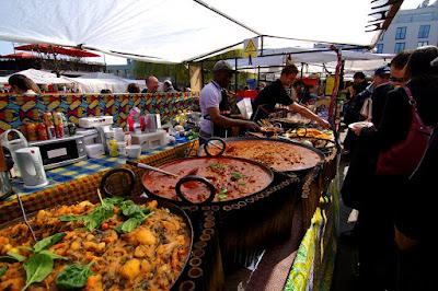 Best London Street Food Markets | Tourinblog