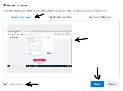 تصوير شاشة الكمبيوتر بدون برامج | بالخطوات 2021
