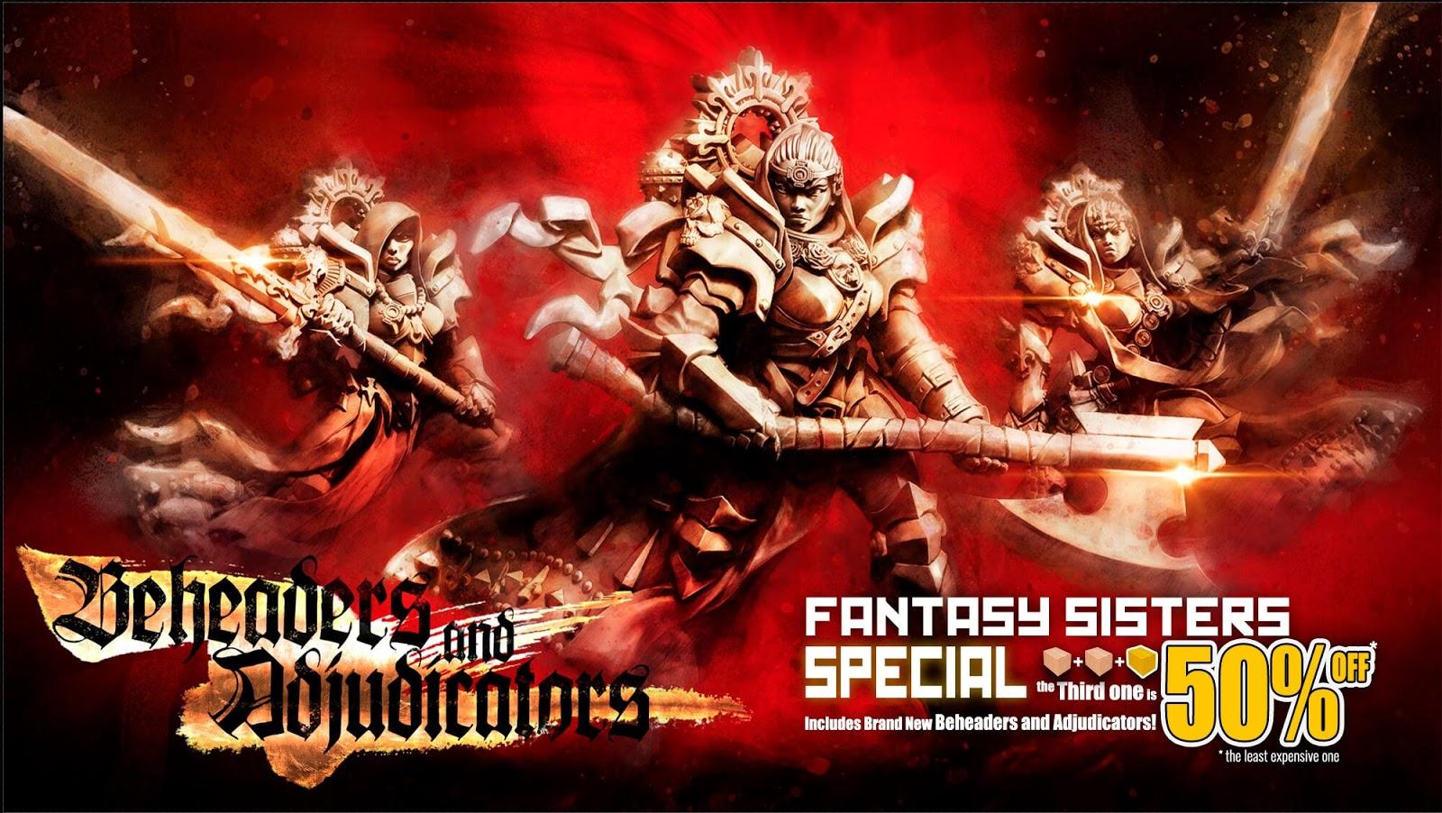 Faeit 212: Warhammer 40k News and Rumors: Raging Heroes: New