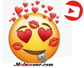 Vidéo mots d'amour doux
