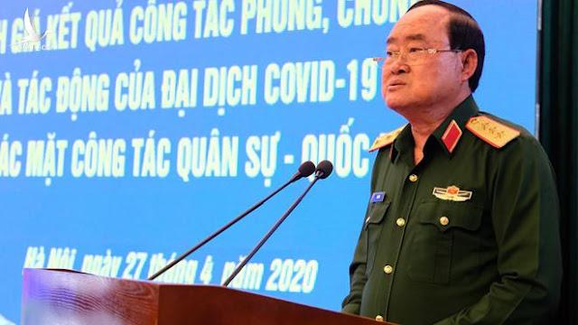 Thượng tá QĐND Nguyễn Hoàng Minh vòi tiền người dân cách ly phải cách chức, cho xuất ngũ