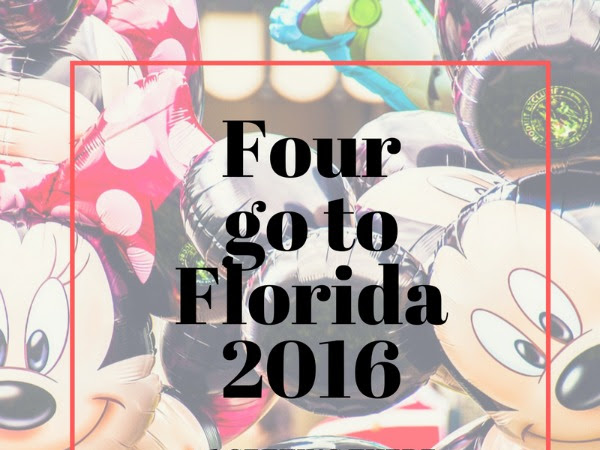 Four Go To Florida 2016 #1 Getting There