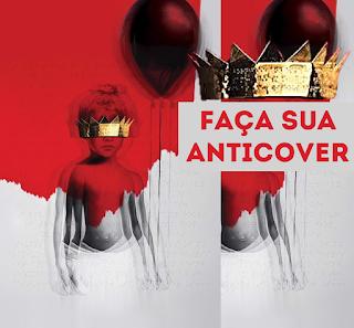 TUTORIAL ANTI COVER - CRIAR SUA CAPA DE ANTI