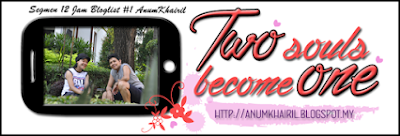 Segmen 12 Jam Bloglist #1 AnumKhairil