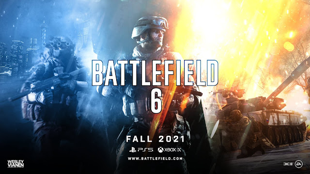 Battlefield Launching on fall 2021 for PlayStation 5 and Xbox