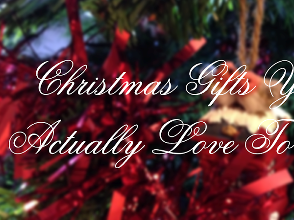 Xmas Gift Guide 2015 | Typical Gifts You Actually Love To Get