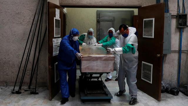 Fallece una familia completa en México tras contraer coronavirus