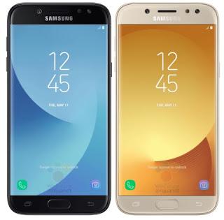 Perbedaan Samsung Galaxy J5 (2015) vs J5 (2017)