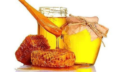 remove acne scars on the face with honey
