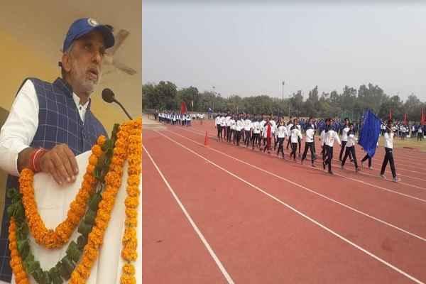 krishan-pal-gurjar-started-khel-mahakumbh-sector-12-faridabad-news